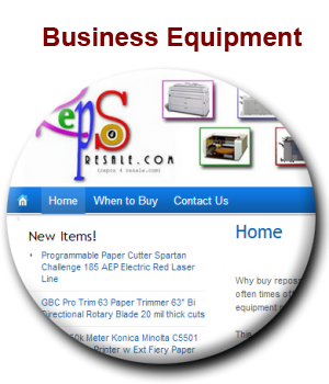 Repos4Resale.com - Why buy repossessed equipment instead of new or ordinary used equipment?