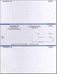 custom check