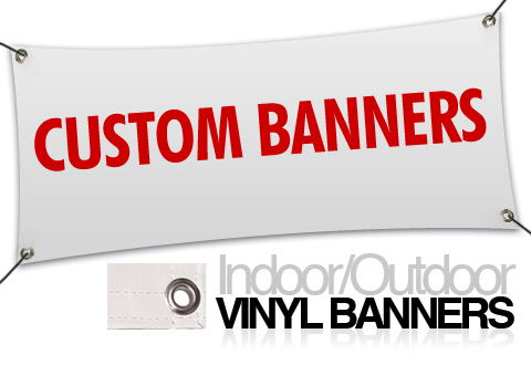 Signs And Banners Graphics Plus - Vinyl banners and signs